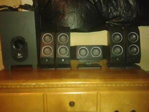 surround sound speakers system