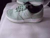 womens nike air force 1 trainers size uk 6 only worn few times