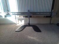 Vonhaus Triple Adjustable Monitor Stand 4ft