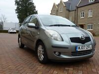Toyota Yaris 1.4 D-4D TR 5dr Extremely Low mileage (27200) with FSH from Toyota Garage