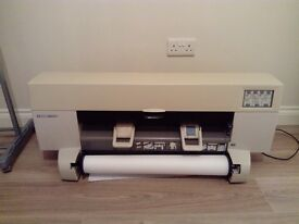 HP 430 PLOTTER (A1/A2/A3 PRINTER) AUTOCAD/POSTER PLOTTING