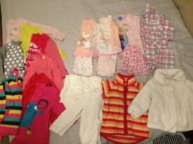 Kids clothing 12-18 months