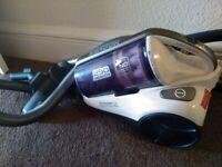Unwanted bagless vacuum cleaner