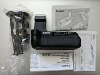 Rarely used Canon BG-E3 Camera Vertical Grip / Battery Holder with an NB-2L cell