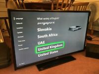 39 inch LCD TV 1080p