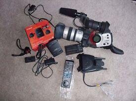 cannon xl 1 digital camcorder