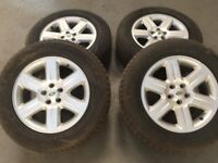 Land Rover Freelander Wheels and tyres