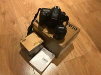 Nikon D610 Digital DSLR & 35mm Prime Lens All Fully Boxed Mint