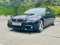 2012 BMW 520D AUTO MSPORT PADDLE SHIFT
