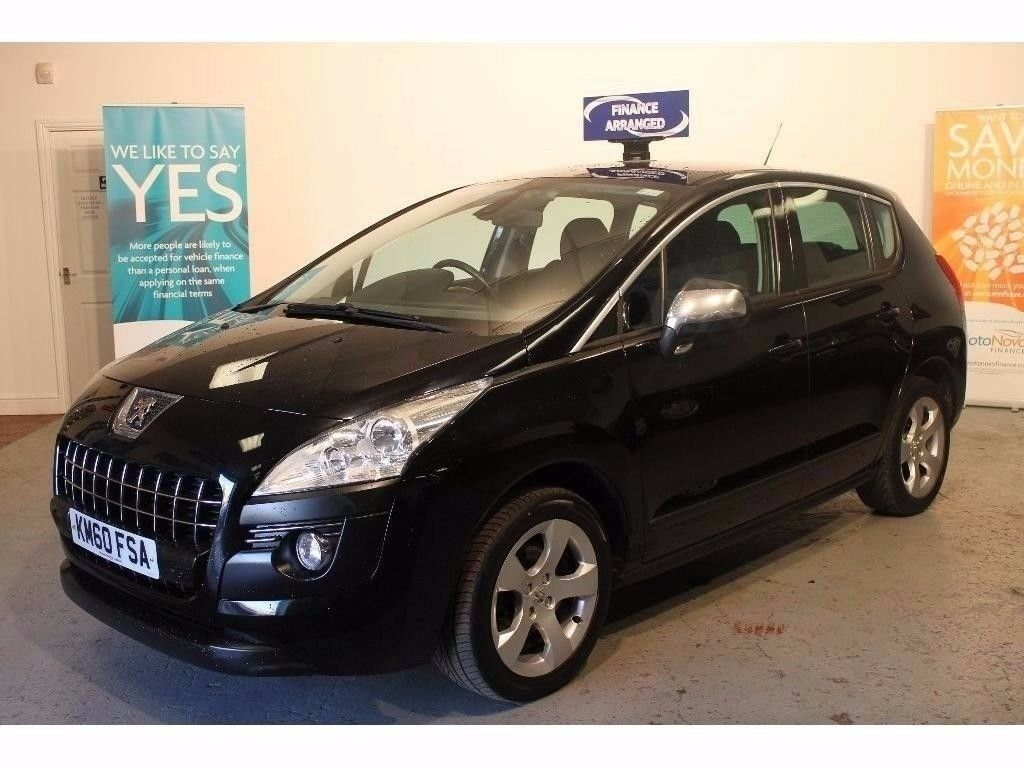 2010 / 60 PEUGEOT 3008 1.6 Lovely low mileage example of Peugeot's fabulous family car ,
