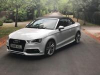Audi A3 Convertible S Line 1.4 TFSI S Tronic