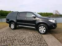 2010 Toyota hilux invincible double cab pick up 4x4