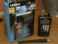 Uniden Bearcat UBC 125XLT comms Scanner