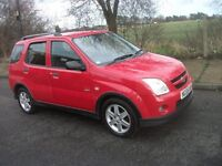 suzuki ignis 4x4 2005 mot april 23 2017 service history very clean reliable four wheel drive.