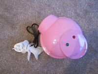 Electric cup cake maker - pink - never used