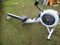 Fully refurbished concept 2 model D rowing machine with working pm3 monitor