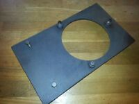 Oil Aga Burner Support Plate (97#)