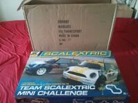 Scalextric full set as new, sport track.