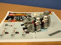 LEGO STAR WARS Storm Trooper Transporter with minifigures