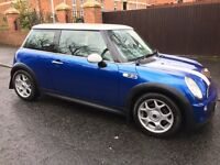 2005 MINI COOPER S 1.6 SUPERCHARGED, TURBO, CHEAP