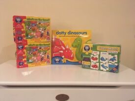 Orchard Toys jigsaw/game bundle
