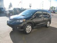 2013 Honda CR-V Touring SUV AWD