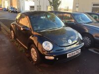 (2005) Volkswagen Beetle - 1.4L Petrol