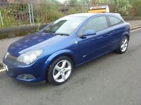 VAXHALL ASTRA 1.6 SRI COUPE MOTD 1 YEAR ONLY 49000 MILES
