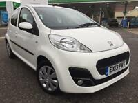 PEUGEOT 107 1.0 Active (white) 2013