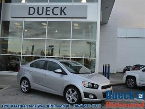2016 Chevrolet Sonic LT  Local - LOW Mileage