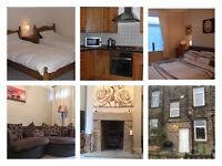 Holiday let Bronte country Haworth Yorkshire