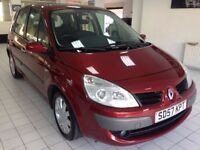 2007 57 Renault Scenic 1.6 Automatic low mileage