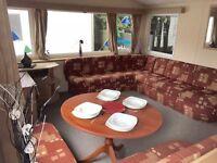 2 bedroom static caravan St Helens Holiday park Isle of Wight 12 monthh season