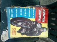 Motorcycle Mechanics Magazines 1964