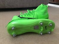 Kids Football boots for sale, unboxed.