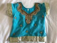 Girls sarees
