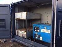 26ft x9ft Anti Vandal Evo Welfare Unit / Site Office With Generator Fully Working Order / Office