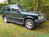 Used Range rover p38 for sale   Used Cars   Gumtree