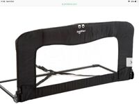 Bedguard for toddler bed