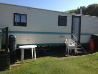 Holiday van to let 6 berth