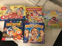 Kids Board Games Bundle - 5 Games