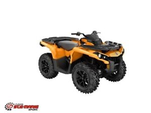 2018 Can-Am Outlander 650 DPS