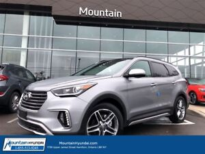 2017 Hyundai Santa Fe ULTIMATE | NAVIGATION | LEATHER | DEMO |