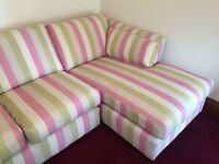 Next Corner Sofa - Beautiful condition Nearly New