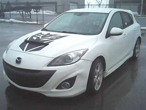 2010 Mazda Mazdaspeed3 6SPD!!! FULLY LOADED!!! HATCH!!! ALLOYS!!
