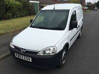 2007 VAUXHALL COMBO WHITE SIDE LOADING DOOR GOOD CONDITION 1.3 CDTI