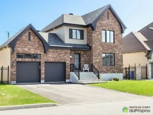 575 000$ - Maison 2 étages à vendre à Vaudreuil-Dorion