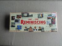 Reminiscing the board game 1960's - 1990's. Sealed