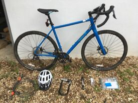 Pinnacle Arkose 1 17 Blue W/ Accessories