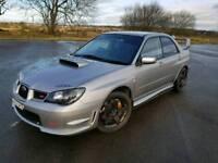 Subaru Impreza WRX STI Forged Engine